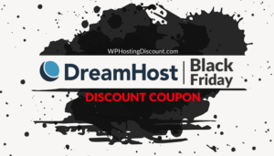 Dreamhost Black Friday Coupon